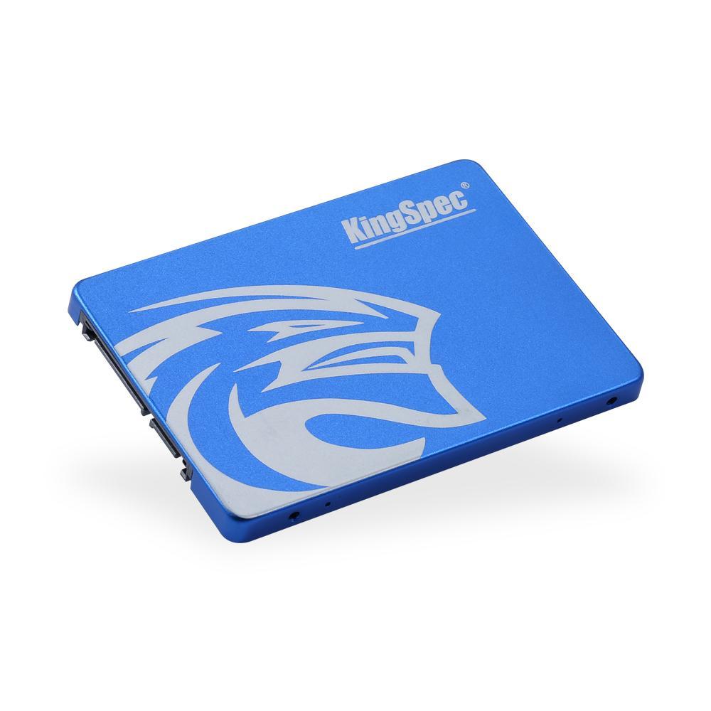 SSD диск KingSpec на 64 ГБ с MLC памятью