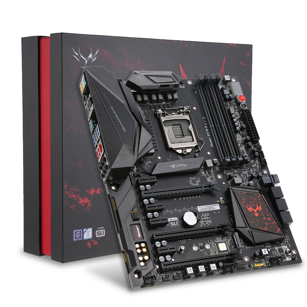 Colorful iGame Z270 Ymir-X